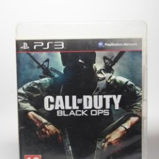 Videojuegos y Consolas: CALL OF DUTY BLACK OPS PS3. Lote 133399254