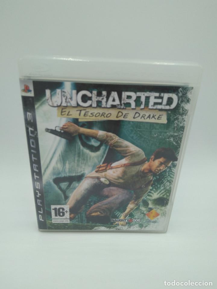 Uncharted El Tesoro De Drake Ps3