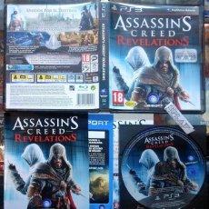Videojuegos y Consolas: JUEGO PLAY 3 ASSASSIN'S CREED REVELATIONS. Lote 133869546