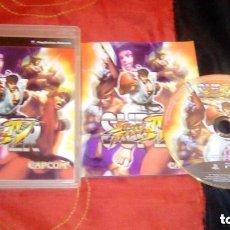Videojuegos y Consolas: JUEGO PLAY 3 SUPER STREET FIGHTER IV. Lote 133869570