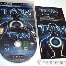 Videojuegos y Consolas: JUEGO PLAY 3 TRON EVOLUTION. Lote 134350170