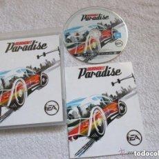 Videojuegos y Consolas: JUEGO PLAY 3 BURNOUT PARADISE. Lote 134350214