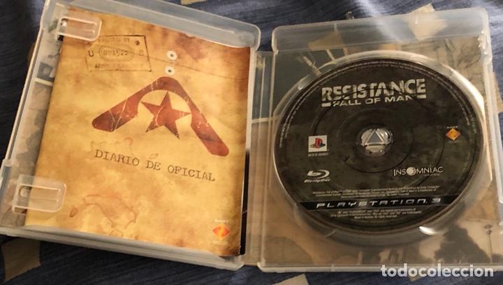 Videojuegos y Consolas: Juego de play 3 RESISTANCE FALL ON MAN - Foto 3 - 134397610