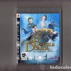 Videojuegos y Consolas: JUEGO PLAY 3 LA BRUJULA DORADA. Lote 134454366