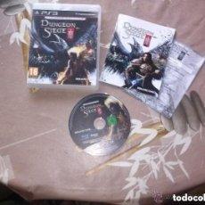 Videojuegos y Consolas: JUEGO PLAY 3 DUNGEON SIEGE III. Lote 134454438