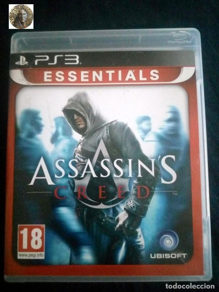 JUEGO PS3 *ASSASSIN'S CREED* ... COMPLETO. (Juguetes - Videojuegos y Consolas - Sony - PS3)