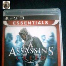 Videojuegos y Consolas: JUEGO PS3 *ASSASSIN'S CREED* ... COMPLETO.. Lote 134877062
