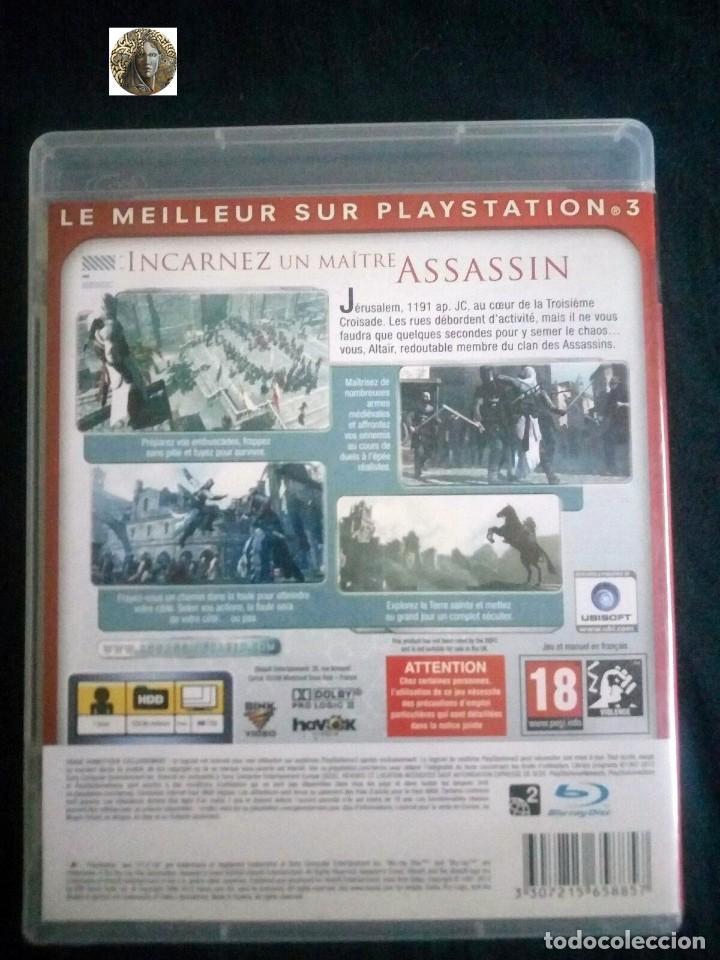Videojuegos y Consolas: JUEGO PS3 *ASSASSINS CREED* ... Completo. - Foto 2 - 134877062
