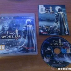 Videojuegos y Consolas: JUEGO PLAY 3 TWO WORLDS II. Lote 134984670