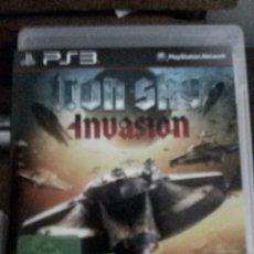 Videojuegos y Consolas: PS3 - IRON SKY INVASION. Lote 135128154
