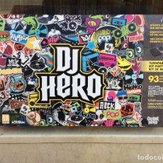 Videojuegos y Consolas: DJ HERO PARA PS3 COMO NUEVO A ESTRENAR - PLAYSTATION 3. Lote 135158282