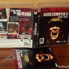 Videojuegos y Consolas: SHELLSHOCK 2 BLOOD TRAILS - PS3 CON MANUAL DE INSTRUCCIONES. Lote 260791795