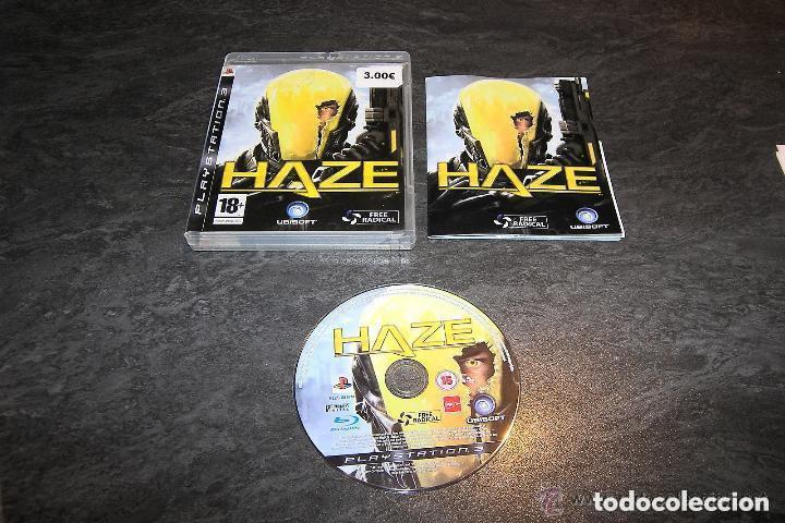 JUEGO PLAY 3 HAZE (Juguetes - Videojuegos y Consolas - Sony - PS3)
