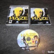 Videojuegos y Consolas: JUEGO PLAY 3 HAZE. Lote 135377046