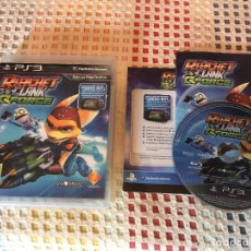 Videogiochi e Consoli: RATCHET CLANK QFORCE Q FORCE PS3 PLAYSTATION 3 PLAY STATION 3 KREATEN. Lote 135453282