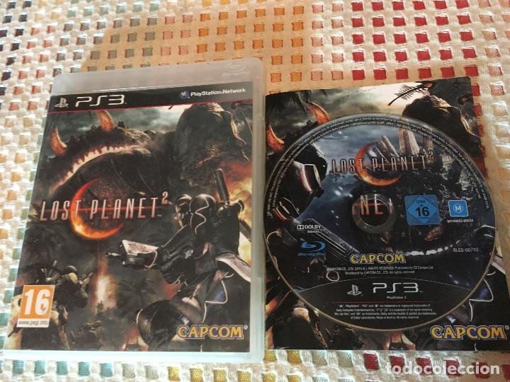 LOST PLANET 2 CAPCOM CAP COM - PS3 PLAY STATION 3 PLAYSTATION 3 KREATEN (Juguetes - Videojuegos y Consolas - Sony - PS3)
