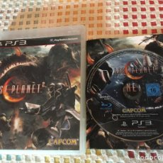 Videojuegos y Consolas: LOST PLANET 2 CAPCOM CAP COM - PS3 PLAY STATION 3 PLAYSTATION 3 KREATEN. Lote 135454462