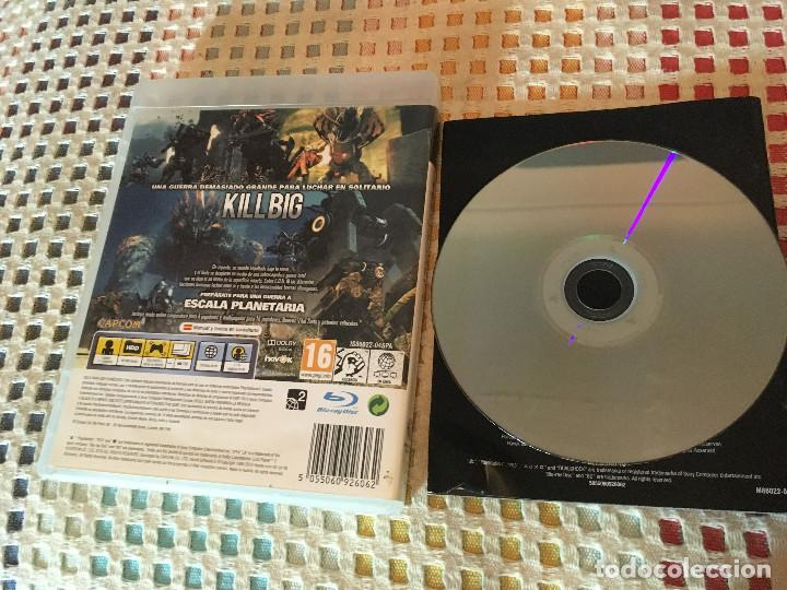 Videojuegos y Consolas: LOST PLANET 2 CAPCOM CAP COM - PS3 PLAY STATION 3 PLAYSTATION 3 KREATEN - Foto 2 - 135454462