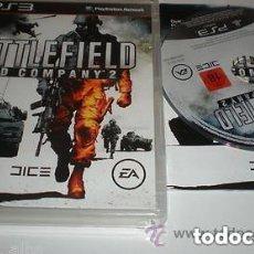 Videojuegos y Consolas: JUEGO PLAY 3 BATTLEFIELD BAD COMPANY 2. Lote 135628494