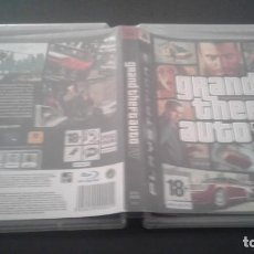 Videojuegos y Consolas: GRAND THEFT AUTO IV - PLAYSTATION 3 - GTA IV - PS3. Lote 135836350