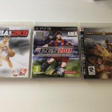 Videojuegos y Consolas: LOTE JUEGOS PS3,. Lote 136102529