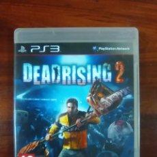 Videojuegos y Consolas: DEAD RISING 2 - SONY PLAYSTATION 3 - PS3 - COMPLETO - CAPCOM. Lote 136138054