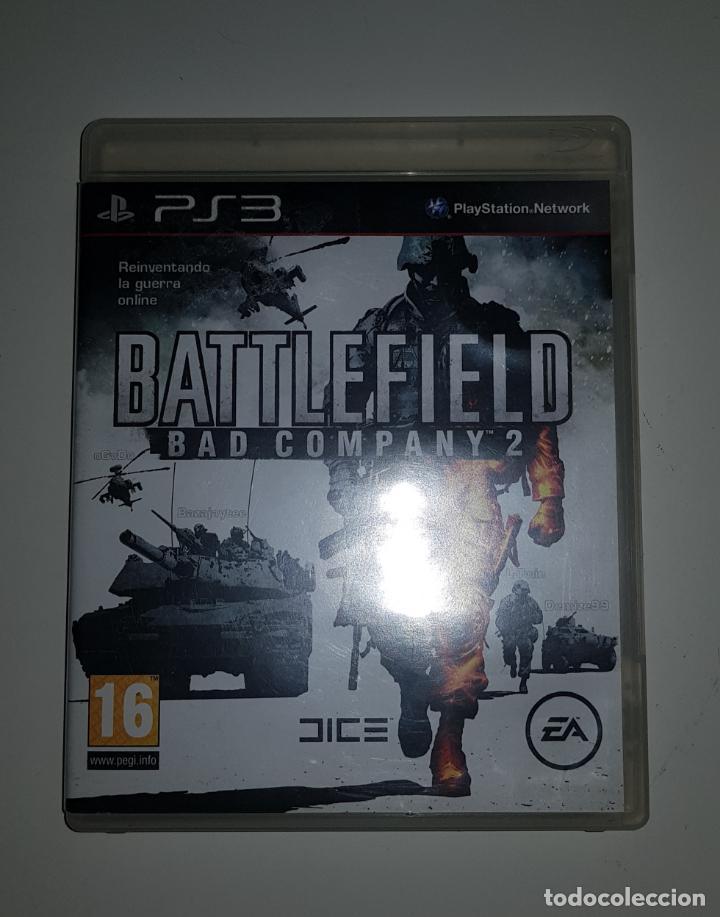 SONY PLAYSTATION 3 - BATTLEFIELD BAD COMPANY 2 PAL ESPAÑA PS3 segunda mano
