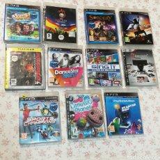 Videojuegos y Consolas: LOTE DE 11 JUEGOS PARA PLAYSTATION 3. Lote 136529962