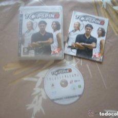 Videojuegos y Consolas: JUEGO PLAY 3 TOP SPIN 3. Lote 136766798