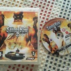Videojuegos y Consolas: SAINTS ROW 2 SAINT ROWS II PS3 PLAYSTATION 3 PLAY STATION 3 KREATEN. Lote 137392866