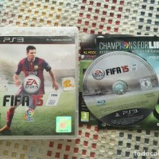 Videojuegos y Consolas: FIFA 15 PS3 PLAYSTATION 3 PLAY STATION 3 KREATEN. Lote 137393350