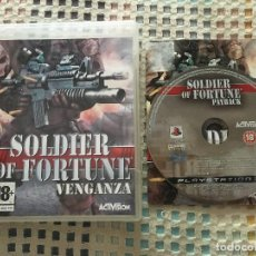 Videojuegos y Consolas: SOLDIER OF FORTUNE VENGANZA SOF PAYBACK PS3 PLAYSTATION 3 PLAY STATION 3 KREATEN. Lote 137394042