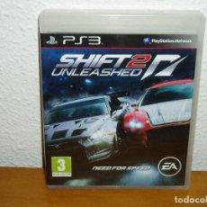 Videojuegos y Consolas: SHIFT 2 UNLEASHED PLAYSTATION 3 PS3. Lote 137394526
