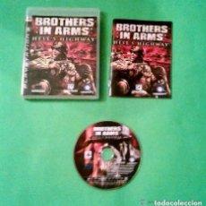 Videojuegos y Consolas: JUEGO PLAY 3 BROTHERS IN ARMAS HELL'S HIGHWAY. Lote 137398898