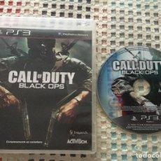 Videojuegos y Consolas: CALL OF DUTY BLACK OPS 1 BO I PS3 PLAYSTATION 3 PLAY STATION 3 KREATEN. Lote 137413710
