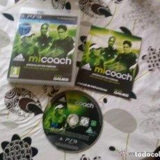 Videojuegos y Consolas: JUEGO PLAY 3 MI COACH. Lote 137469710