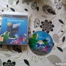 Videojuegos y Consolas: JUEGO PLAY 3 PLAYSTATION MOVE. Lote 137469714