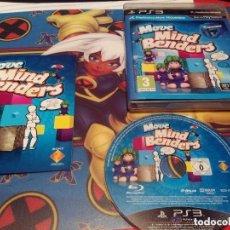 Videojuegos y Consolas: JUEGO PLAY 3 MOVE MIND BENDERS. Lote 137469718
