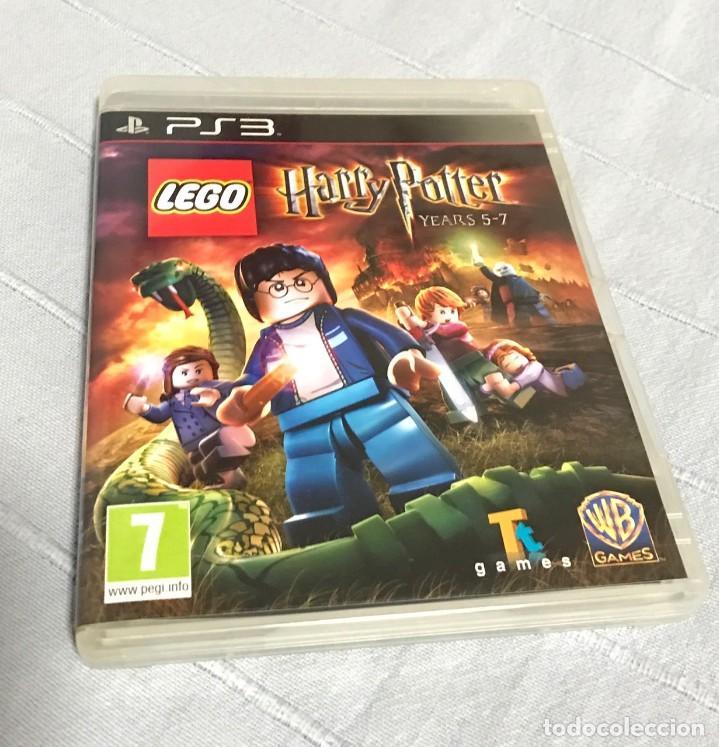 Juego Lego Harry Potter Comprar Videojuegos Y Consolas Ps3 En