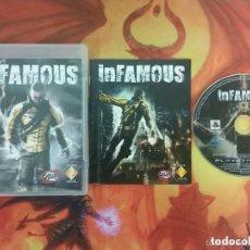Jeux Vidéo et Consoles: JUEGO PLAY 3 INFAMOUS. Lote 138111454