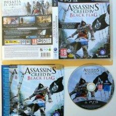 Videojuegos y Consolas: JUEGO PLAY 3 ASSASSIN'S CREED IV BLACK FLAG. Lote 138112142