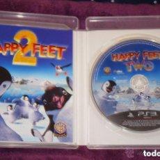 Videojuegos y Consolas: JUEGO PLAY 3 HAPPY FEET 2. Lote 139250082