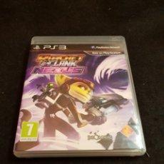 Videojuegos y Consolas: PS3 RATCHET & CLANK NEXUS. Lote 139295432