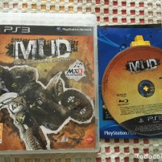 Jeux Vidéo et Consoles: MUD FIM MOTOCROSS WORLD CHAMPIONSHIP MX 1 PS3 PLAYSTATION 3 PLAY STATION KREATEN SONY. Lote 139556786