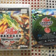 Videojuegos y Consolas - BAKUGAN DEFENDERS OF THE CORE PS3 PLAYSTATION 3 PLAY STATION KREATEN SONY - 139561674