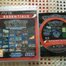 Videojuegos y Consolas: SEGA MEGA DRIVE ULTIMATE COLLECTION GENESIS ESSENTIALS PS3 PLAYSTATION 3 PLAY STATION KREATEN SONY. Lote 139563098