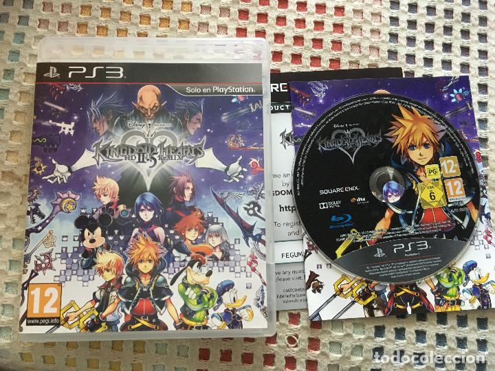 Kingdom Hearts Hd Ii 5 Remix 2 5 Re Mix Ps3 Pla Kaufen Videospiele Und Konsolen Ps3 In Todocoleccion 139600314