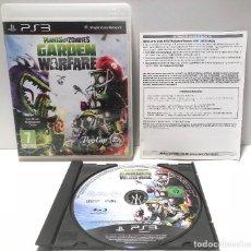 Videojuegos y Consolas: PLANTS VS ZOMBIES GARDEN WARFARE PLAYSTATION 3 PS3. Lote 139805786