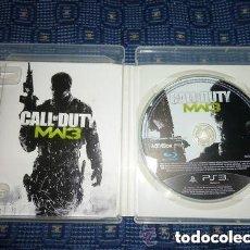 Videojuegos y Consolas: JUEGO PLAY 3 CALL OF DUTY MW 3. Lote 139813082