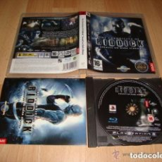 Videojuegos y Consolas: JUEGO PLAY THE CHRONICLES OF RIDDICK. Lote 139814262